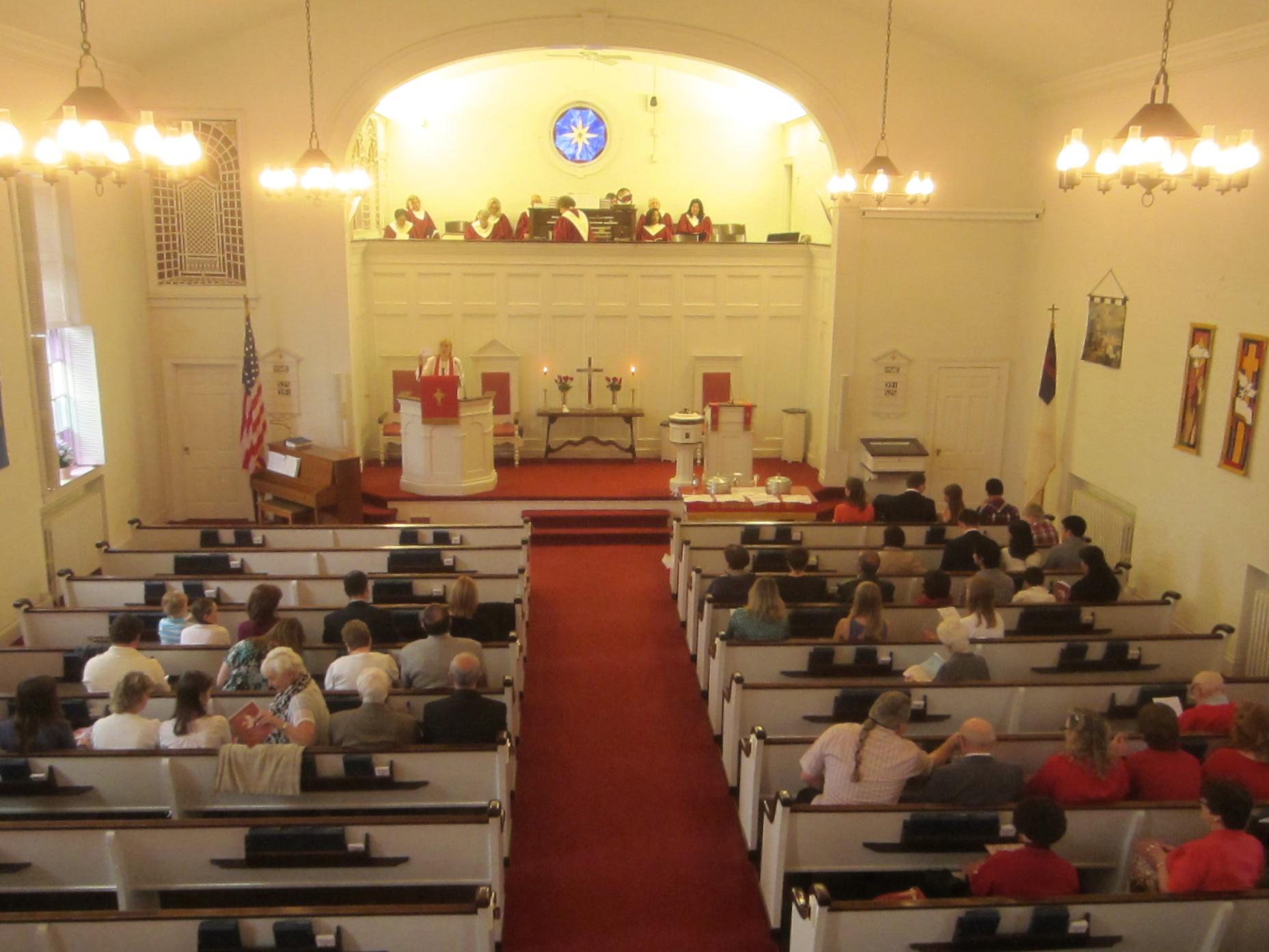 Church, Ministry, Worship Services- Garden City, NY